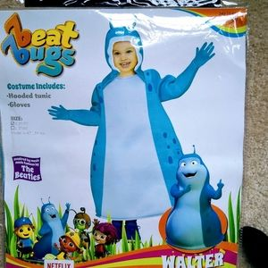 Disney Beat Bugs Costume New